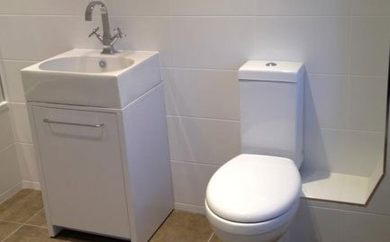 Toilet Basin Refurbishment Bathrooms