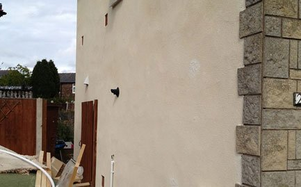 External Wall Cladding